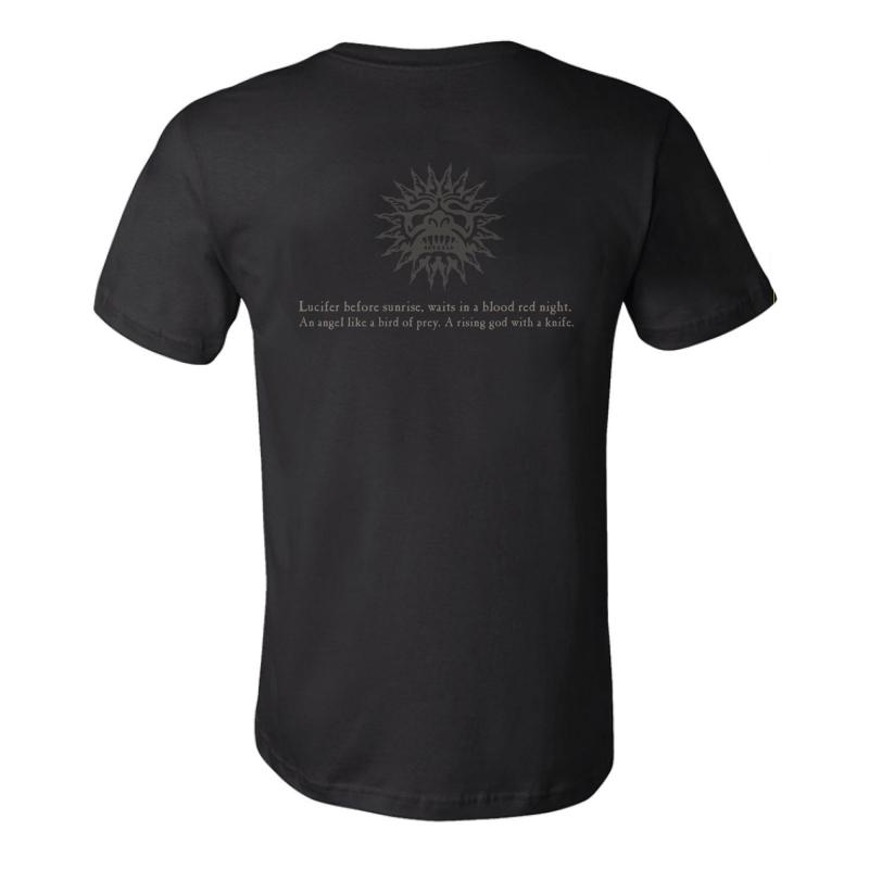 Sol Invictus - Necropolis T-Shirt  |  S  |  black