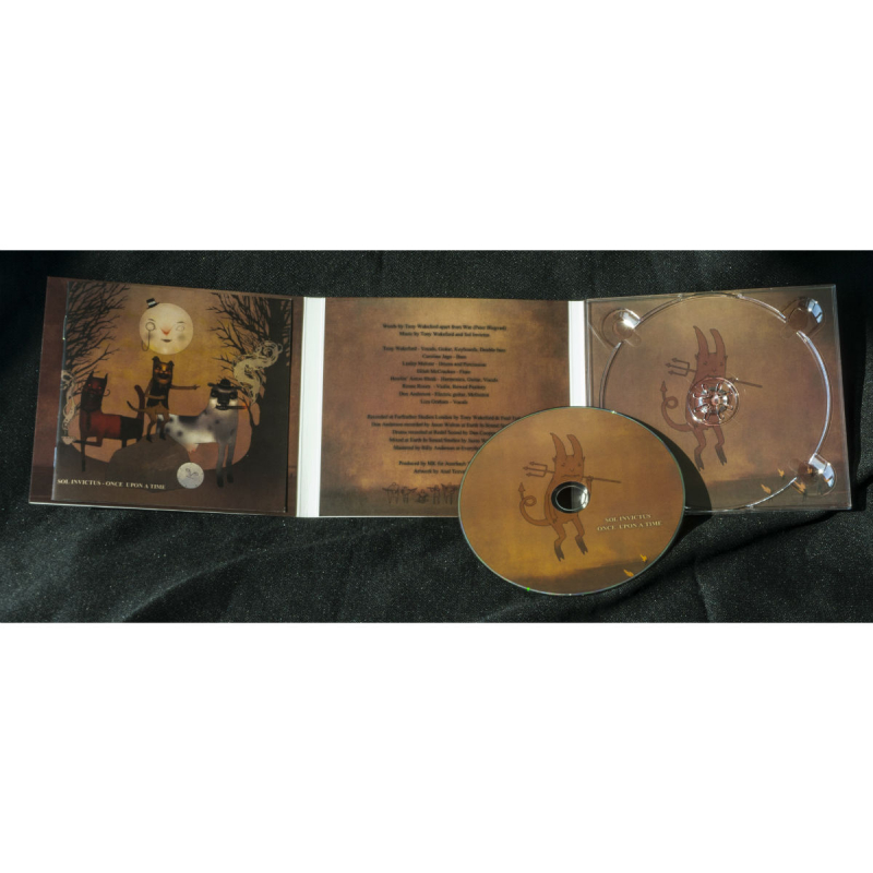 Sol Invictus - Once Upon A Time CD Digipak