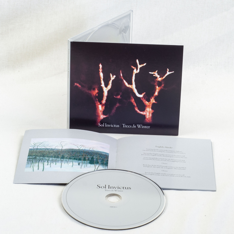 Sol Invictus - Trees in Winter CD Digipak