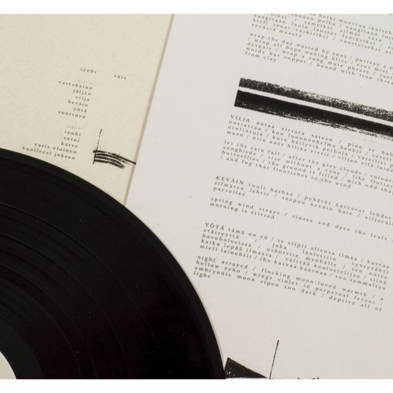 Tenhi - Väre Vinyl LP     black