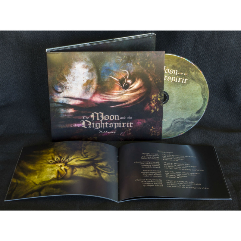 The Moon And The Nightspirit - Holdrejtek CD Digipak