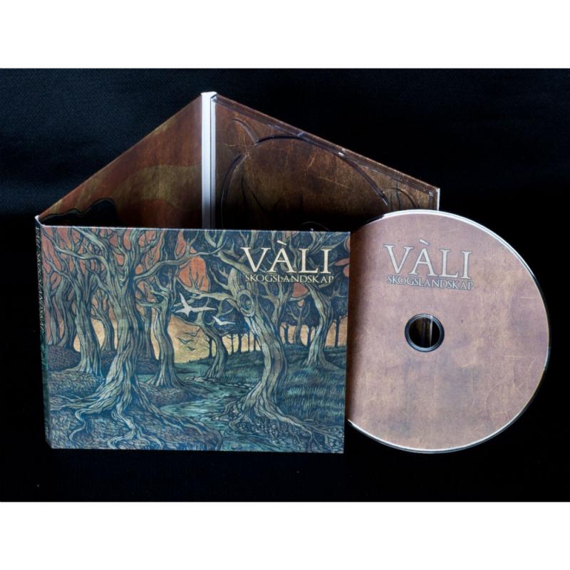 Vàli - Skogslandskap CD Digipak