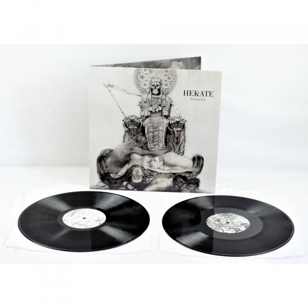 Hekate - Totentanz Vinyl 2-LP Gatefold | Black
