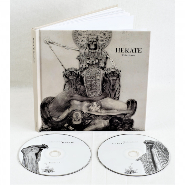 Hekate - Totentanz Book 2-CD
