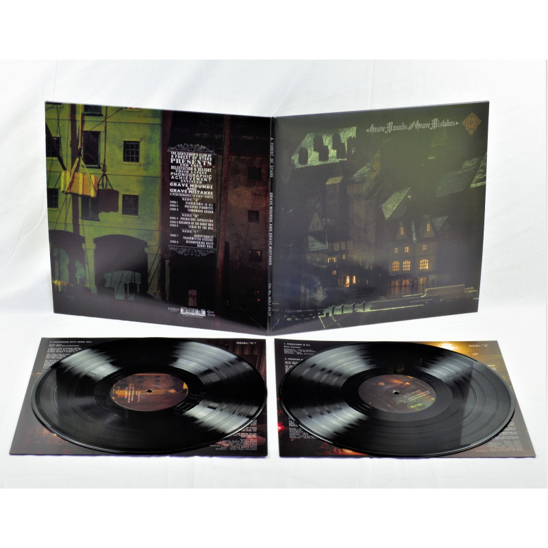 A Forest Of Stars - Grave Mounds And Grave Mistakes Vinyl 2-LP Gatefold  |  black