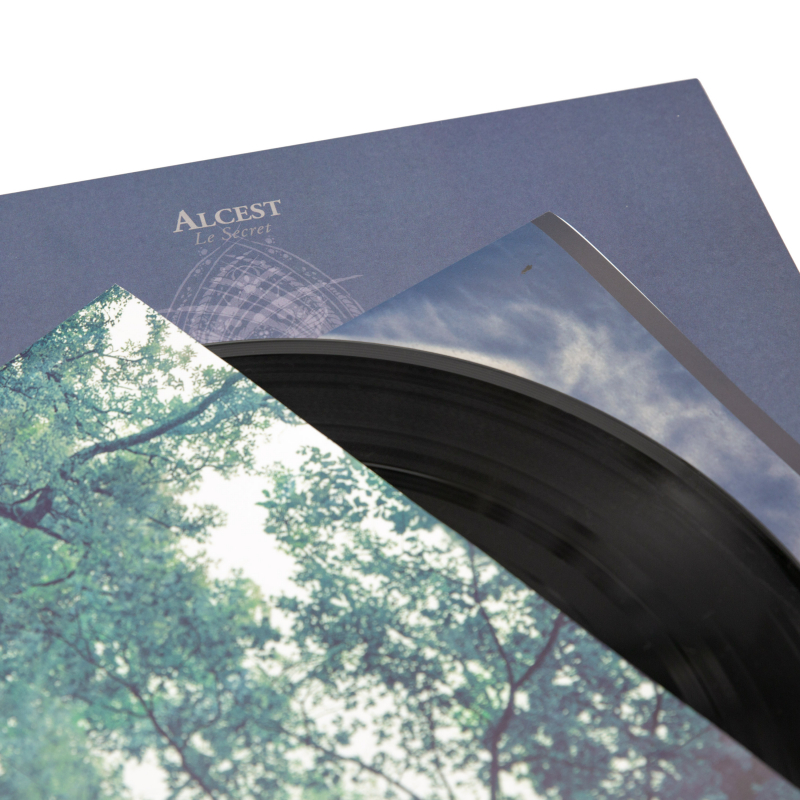 Alcest - Le Secret Vinyl LP  |  Black