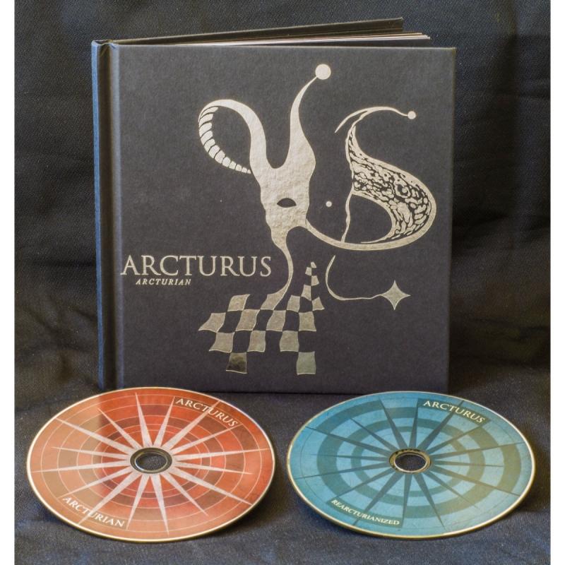 Arcturus - Arcturian Vinyl Gatefold LP  |  blue