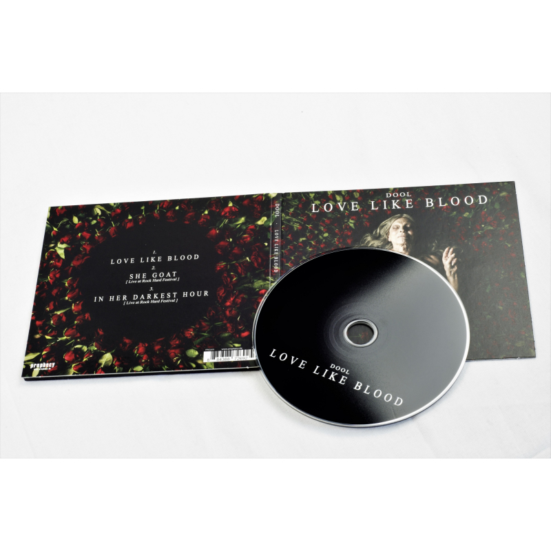 Dool - Love Like Blood CD MCD Digipak
