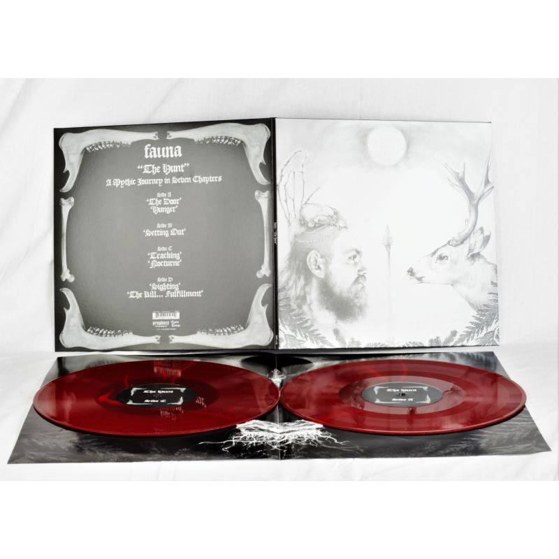 Fauna - The Hunt Vinyl 2-LP Gatefold  |  Red