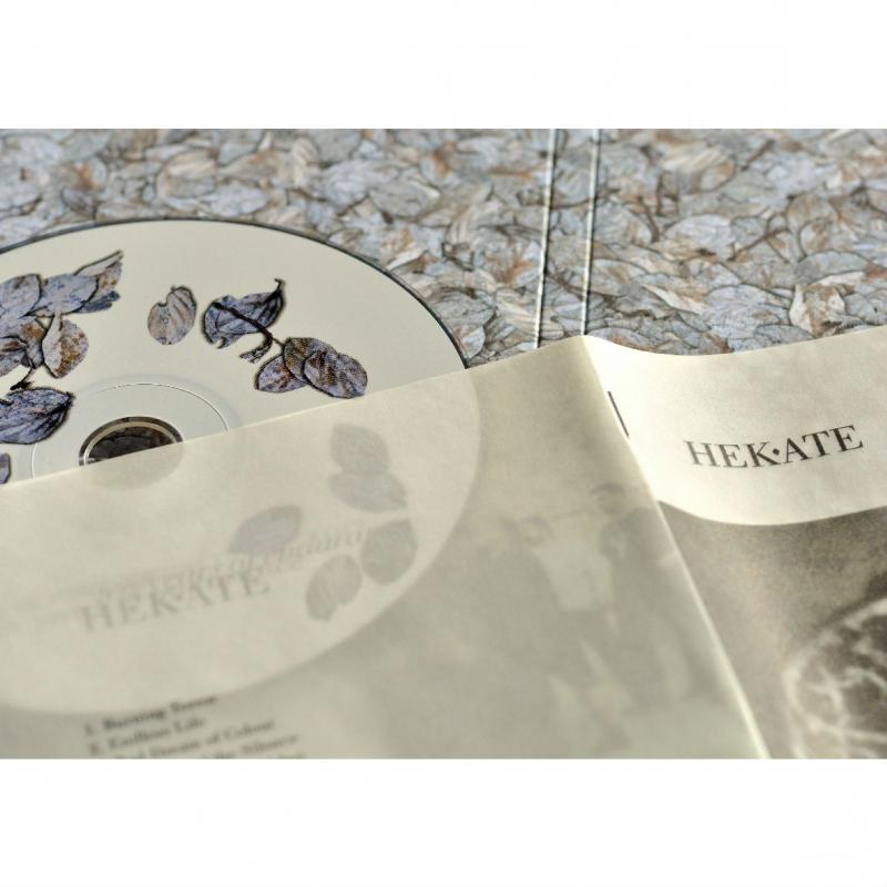 Hekate - Ten Years Of Endurance CD Digipak