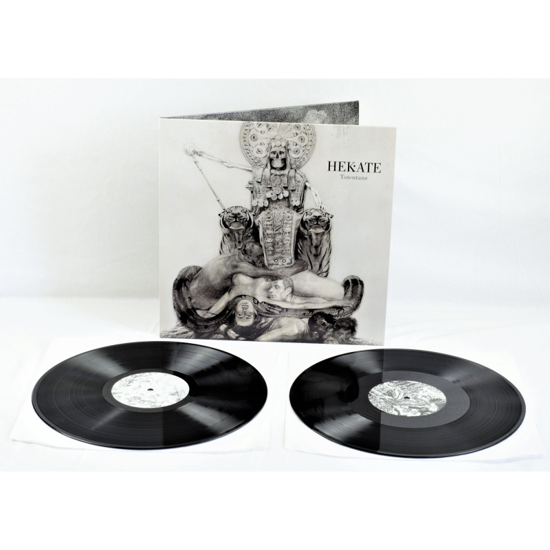 Hekate - Totentanz Vinyl 2-LP Gatefold  |  Black