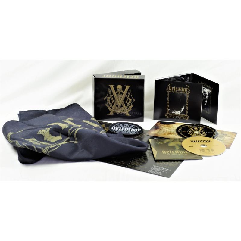Helrunar - Vanitas Vanitatvm CD-2 Box
