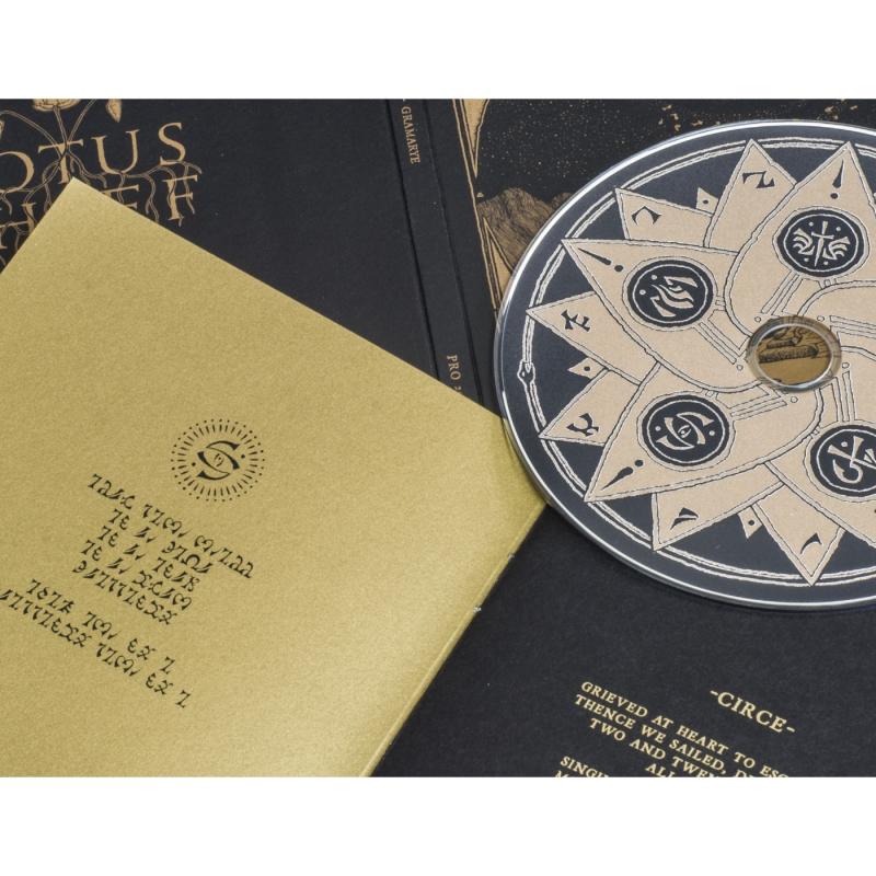 Lotus Thief - Gramarye Vinyl 2-LP Gatefold  |  black
