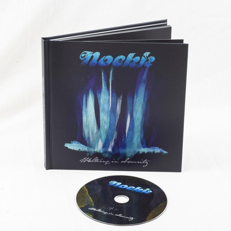 Noekk - Waltzing In Obscurity Book CD