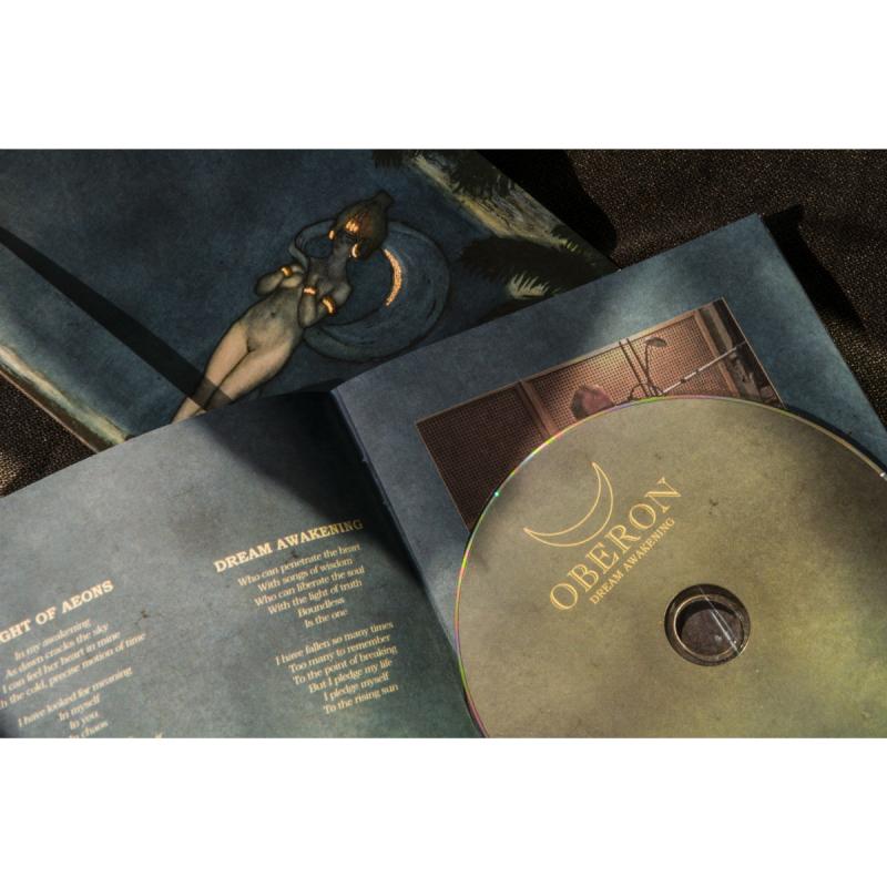 Oberon - Dream Awakening CD Digipak