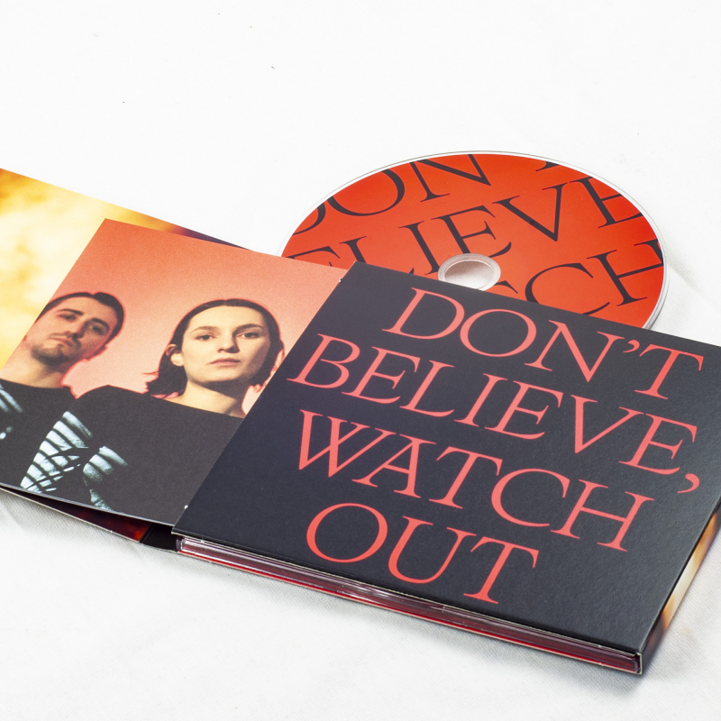 Pencey Sloe - Don't Believe, Watch Out CD Digipak