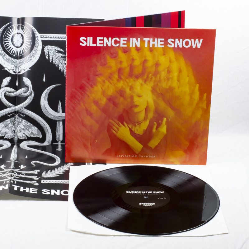 Silence In The Snow - Levitation Chamber Vinyl Gatefold LP  |  Black