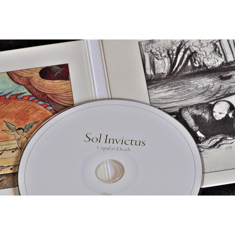 Sol Invictus - Cupid & Death CD Digipak