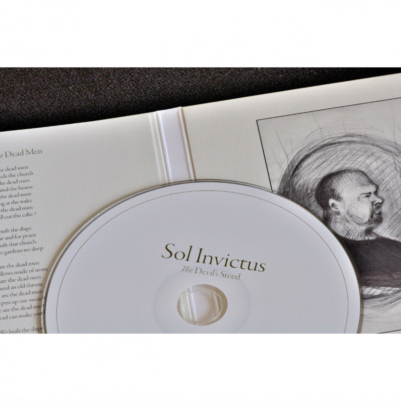 Sol Invictus - The Devil's Steed CD Digipak