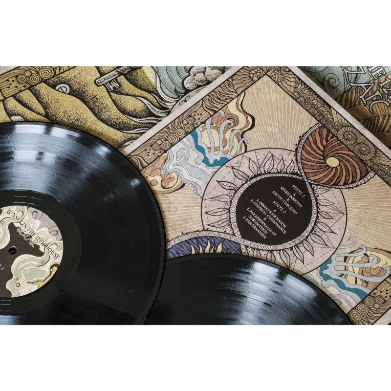 Sunset In The 12th House - Mozaic Vinyl 2-LP Gatefold  |  black