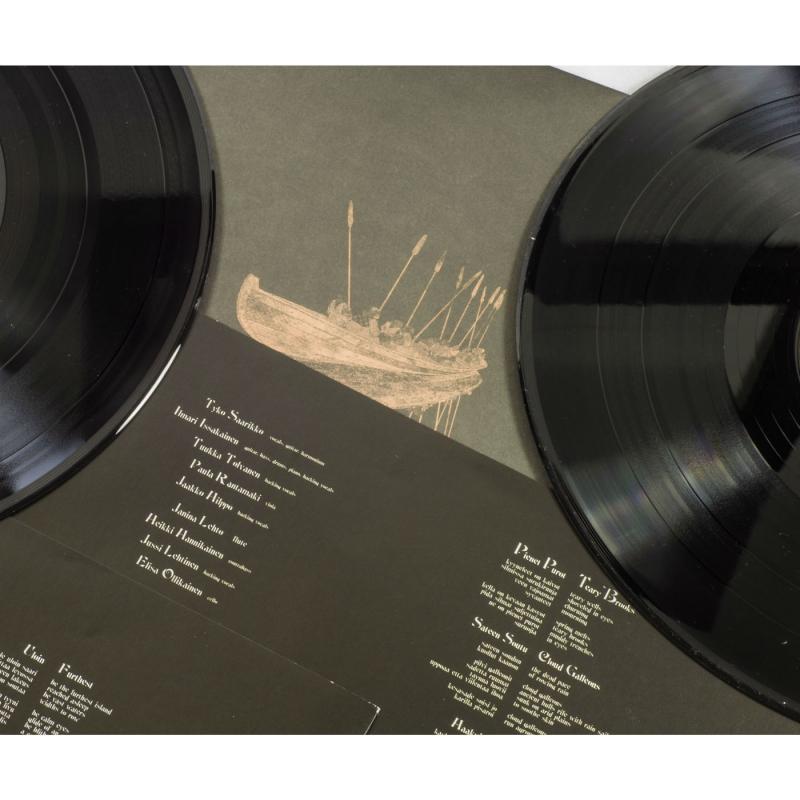 Tenhi - Saivo Vinyl 2-LP  |  black