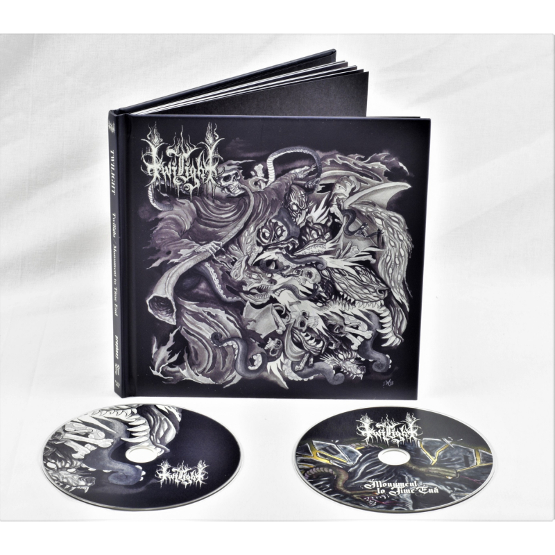 Twilight - Twilight / Monument To Time End Book 2-CD