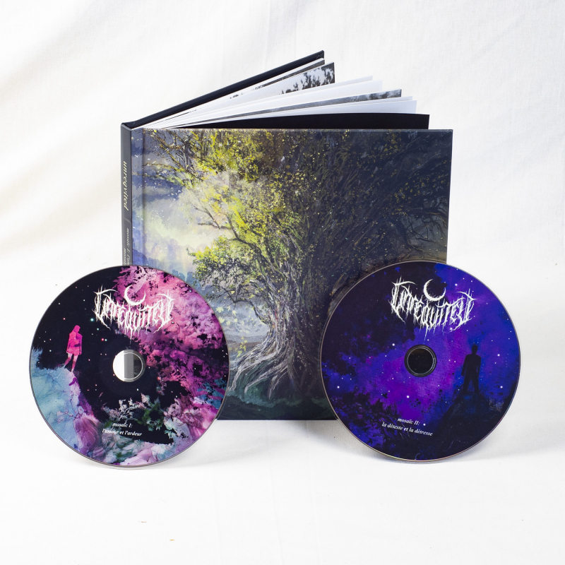 Unreqvited - Mosaic I & II Book 2-CD