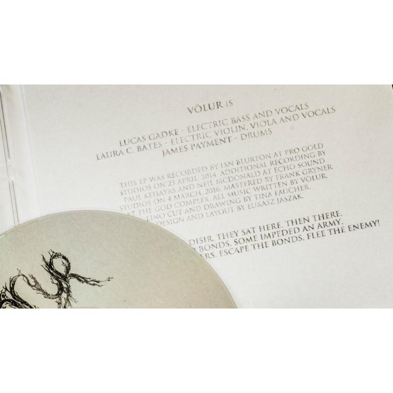Völur - Disir Vinyl LP  |  black