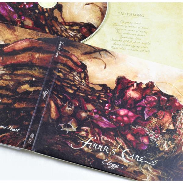 Finnr's Cane - Elegy CD Digipak