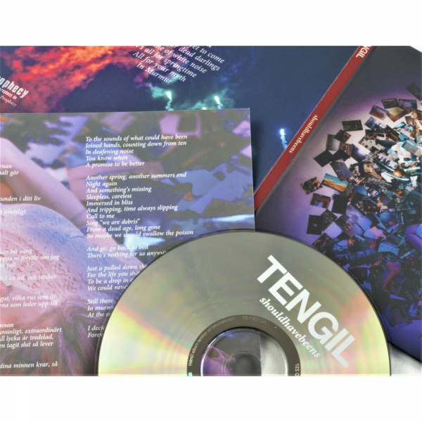 Tengil - shouldhavebeens CD Digisleeve