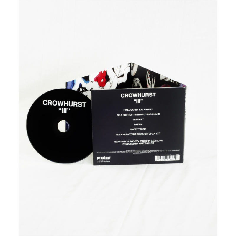 Crowhurst - III CD Digipak