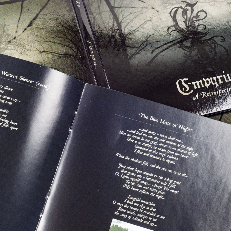Empyrium - A Retrospective... CD Digipak