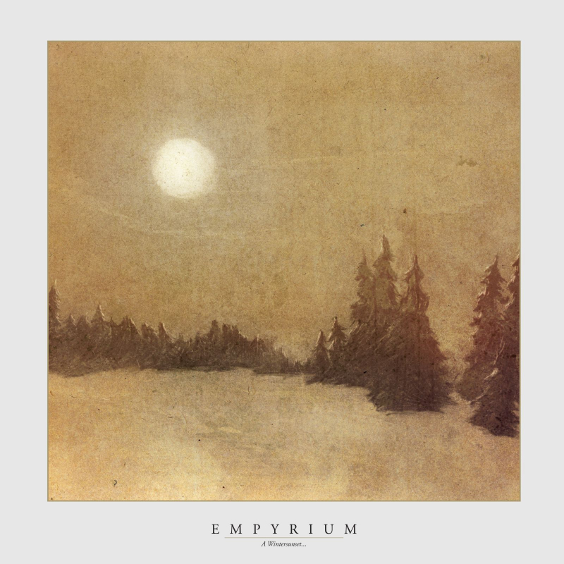 Empyrium - A Wintersunset... CD Digipak