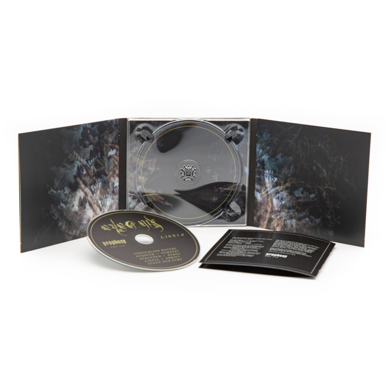 Eye Of Nix - Ligeia CD Digipak