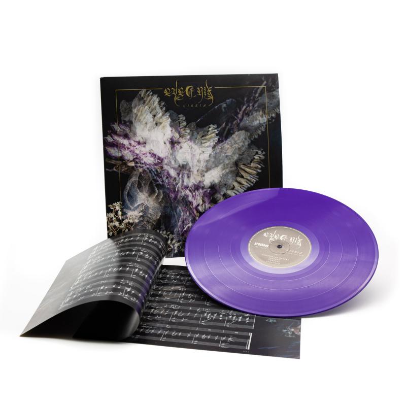 Eye Of Nix - Ligeia Vinyl LP     Purple