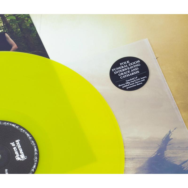 Isenordal - Shores Of Mourning Vinyl Gatefold LP  |  Yellow