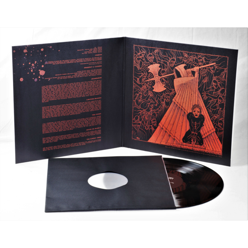 Lotus Thief - Oresteia Vinyl Gatefold LP  |  Black