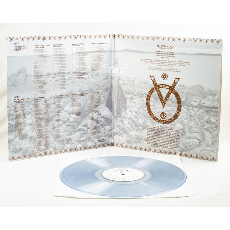 Moon Far Away - Athanor Eurasia Vinyl Gatefold LP  |  Clear