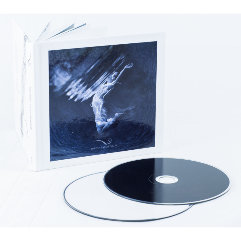 Neun Welten - The Sea I'm Diving In CD-2 Digibook