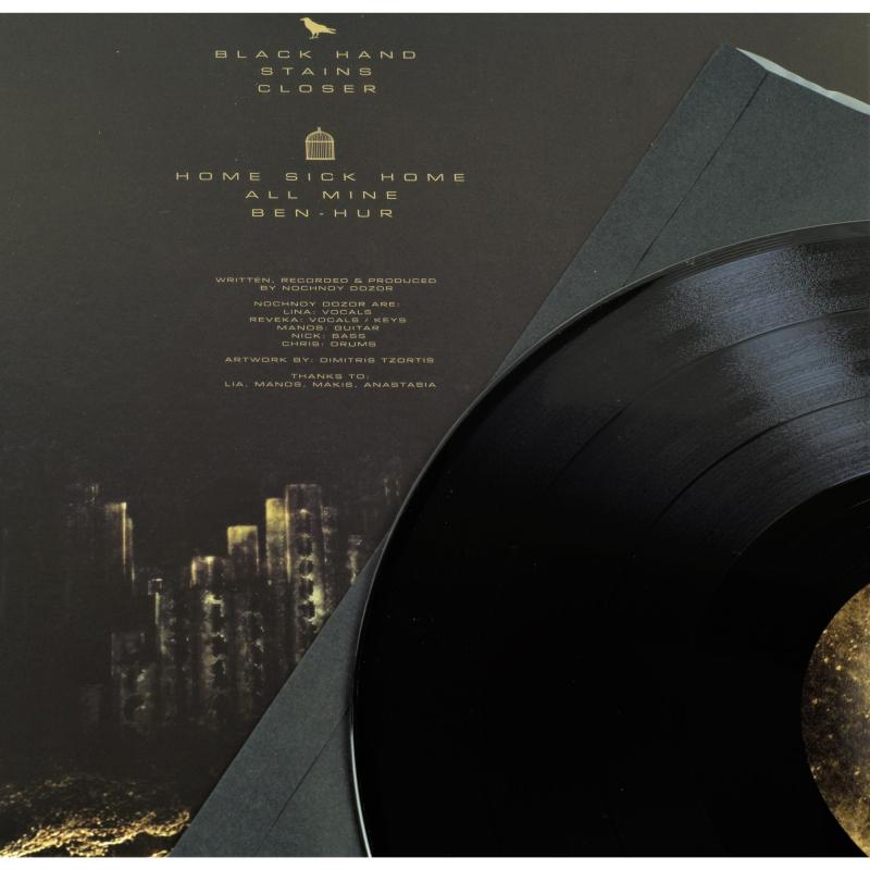 """Nochnoy Dozor - Nochnoy Dozor Vinyl 12"""" EP     Black"""
