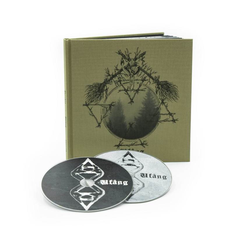 Perchta - Ufång Book 2-CD