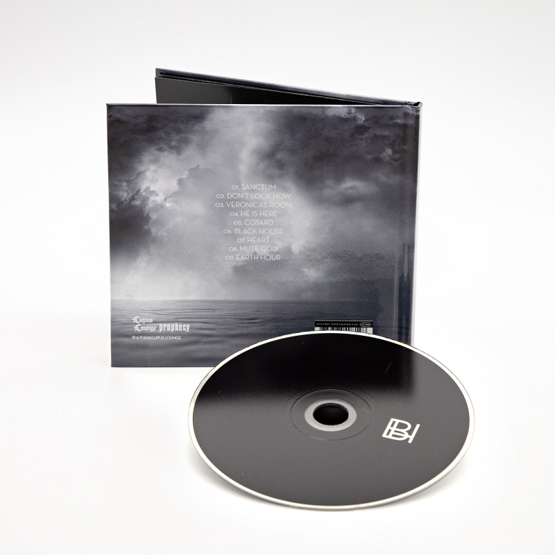 Secrets Of The Moon - Black House CD Digibook
