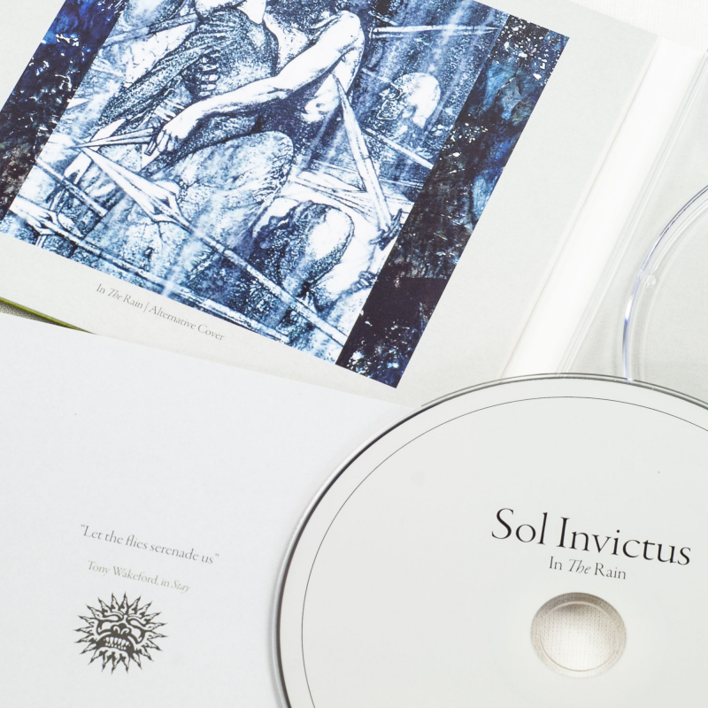 Sol Invictus - In the Rain CD Digipak