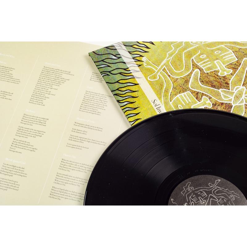 Sol Invictus - Lex Talionis Vinyl Gatefold LP  |  Black  |  AB 035 LP