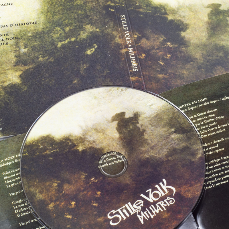 Stille Volk - Milharis CD Digipak