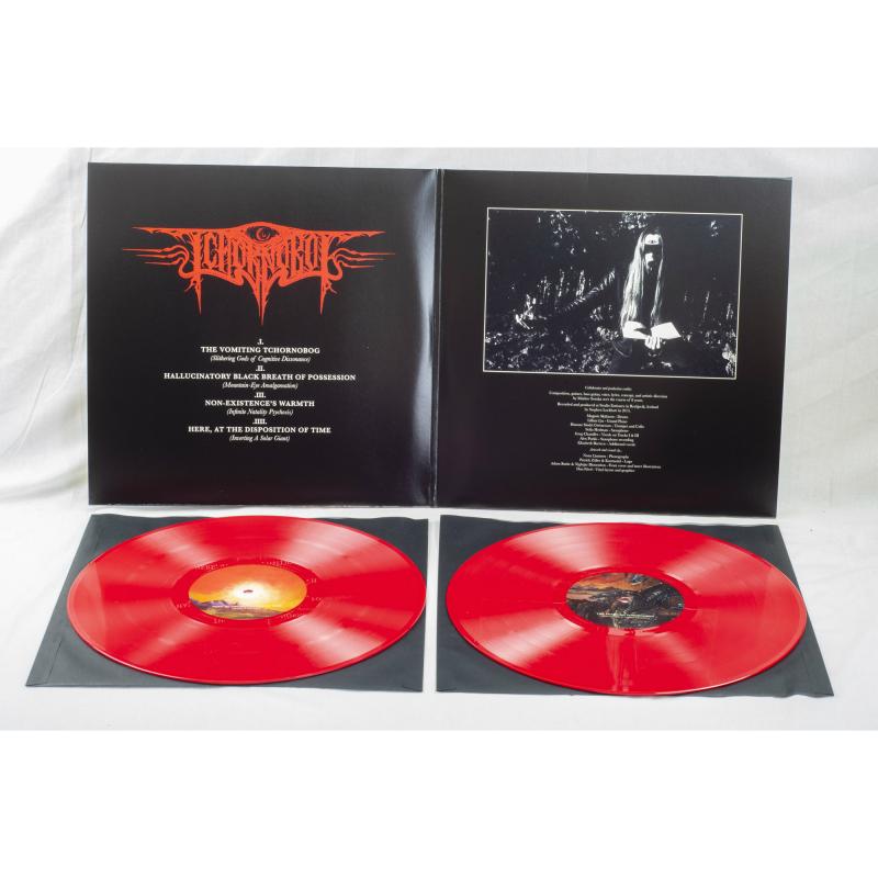 Tchornobog - Tchornobog Vinyl 2-LP Gatefold     Red