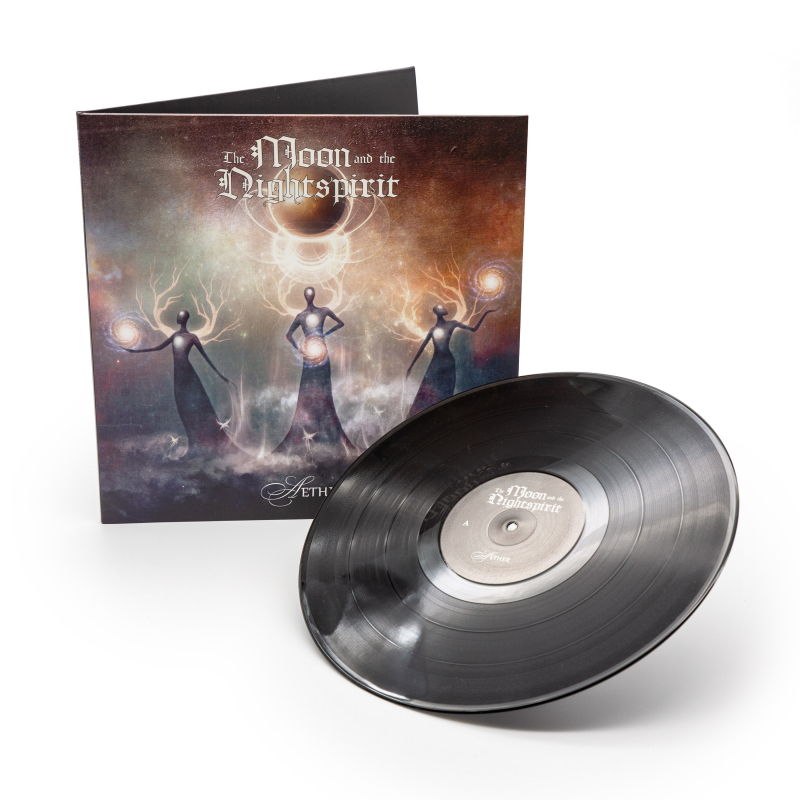 The Moon And The Nightspirit - Aether Vinyl Gatefold LP  |  Black