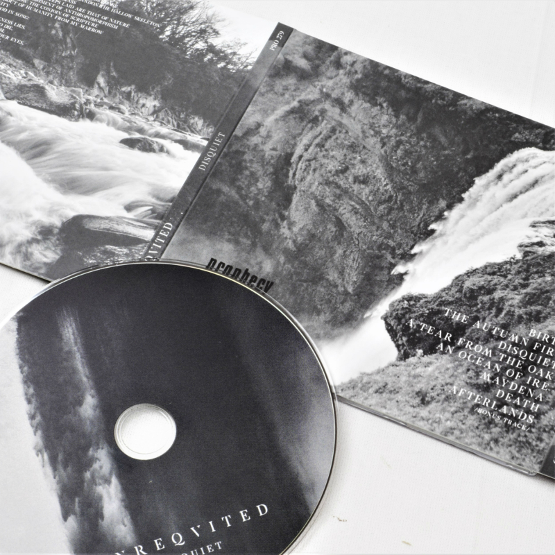 Unreqvited - Disquiet CD Digipak