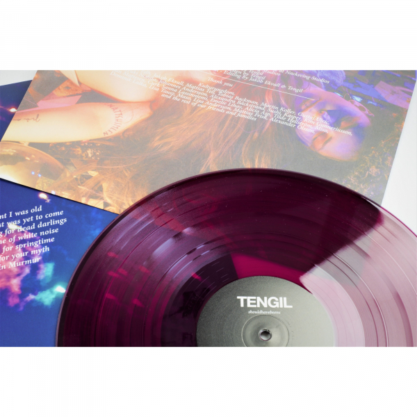 Tengil - shouldhavebeens Vinyl LP   magenta