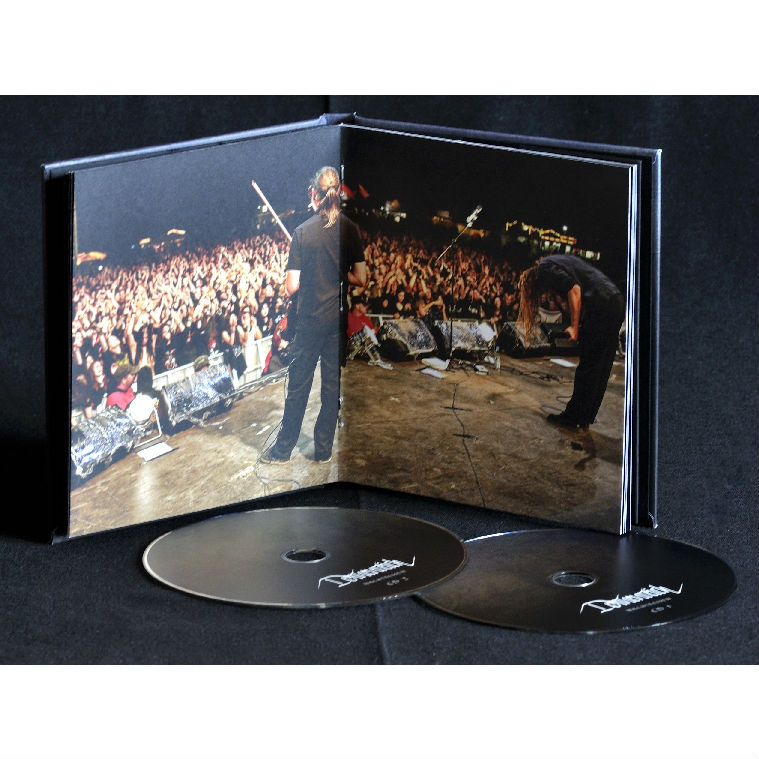 Dornenreich - Nachtreisen DVD+CD Box